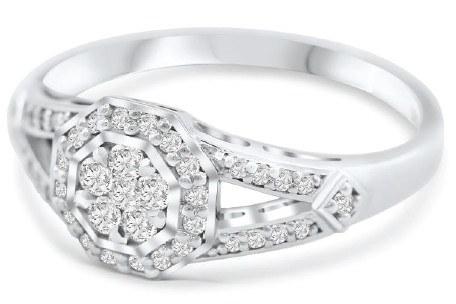 DIC ring glamour
